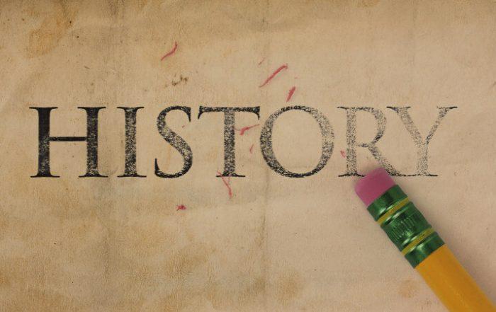 Erasing Your History